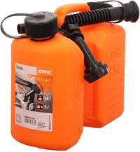 STIHL Combination Canister, Orange, Small