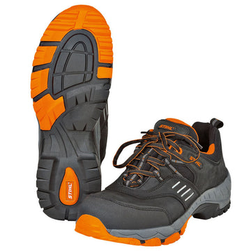 STIHL Worker S2 mid-height safety shoes