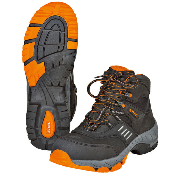 STIHL Worker S3 Laced Safety Boots