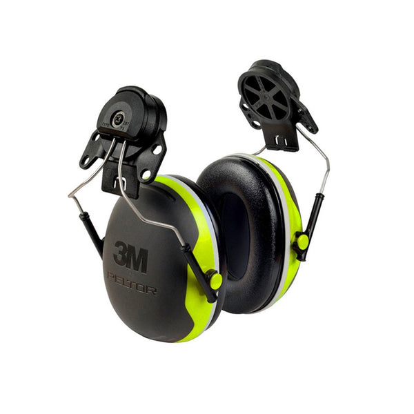 Peltor X4P3 Helmet Mounted Ear Defenders