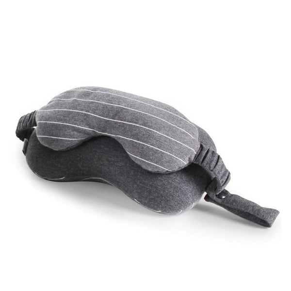 Multi-Function Business Travel Mask and  Pillow