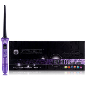 Baby Curls Tourmaline Curling Wand - Purple Lilac