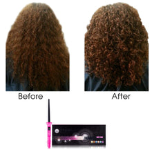 Load image into Gallery viewer, Baby Curls Tourmaline Curling Wand - Hot Pink - RoyaleUSA ?id=6065560354859