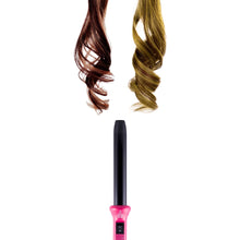 Load image into Gallery viewer, Cool Tip Mega Tourmaline Curling Wand - Pink