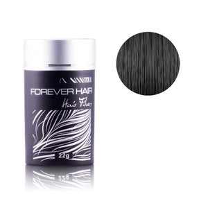 Forever Hair Fibers Hair Thickening Solution - Black