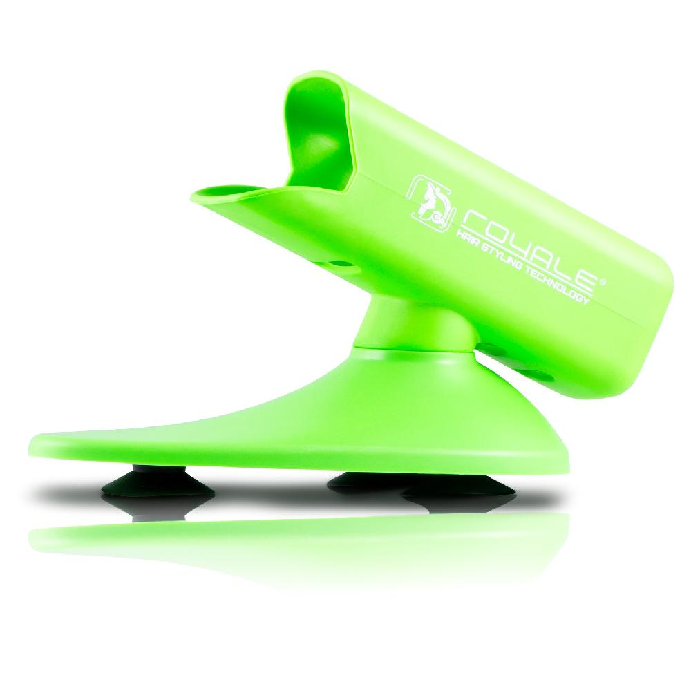 Flat Iron Holder - Lime Green