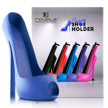 Load image into Gallery viewer, Cinderella Shoe Hair Tools Holder - Sky Blue