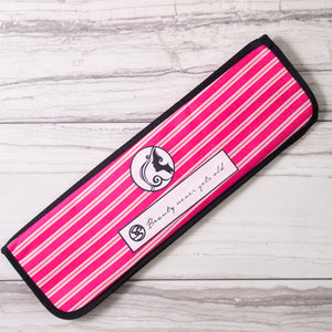 Heat Mat - Pink Stripes