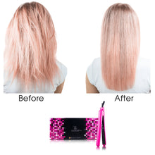 Load image into Gallery viewer, Classic Hair Straightener - Hot Pink - RoyaleUSA