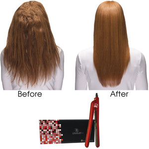 Classic Hair Straightener - Red Scarlet - RoyaleUSA ?id=7058183782443