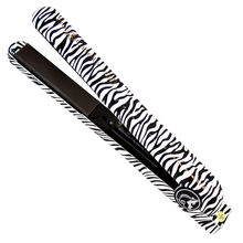 Load image into Gallery viewer, Classic Hair Straightener - Zebra Print