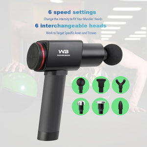 Workbod W2 Percussion Therapy Massage Device
