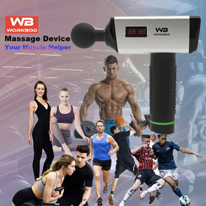workbod massage gun