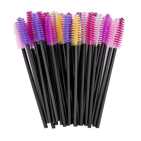 Brosse extension de cils Mix Black