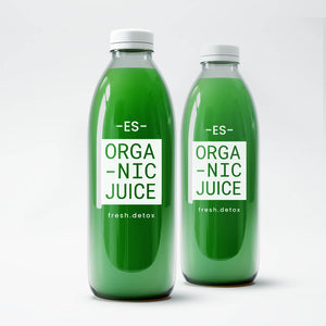 ES Organic Healthy Juice - Combo 02 Bottles