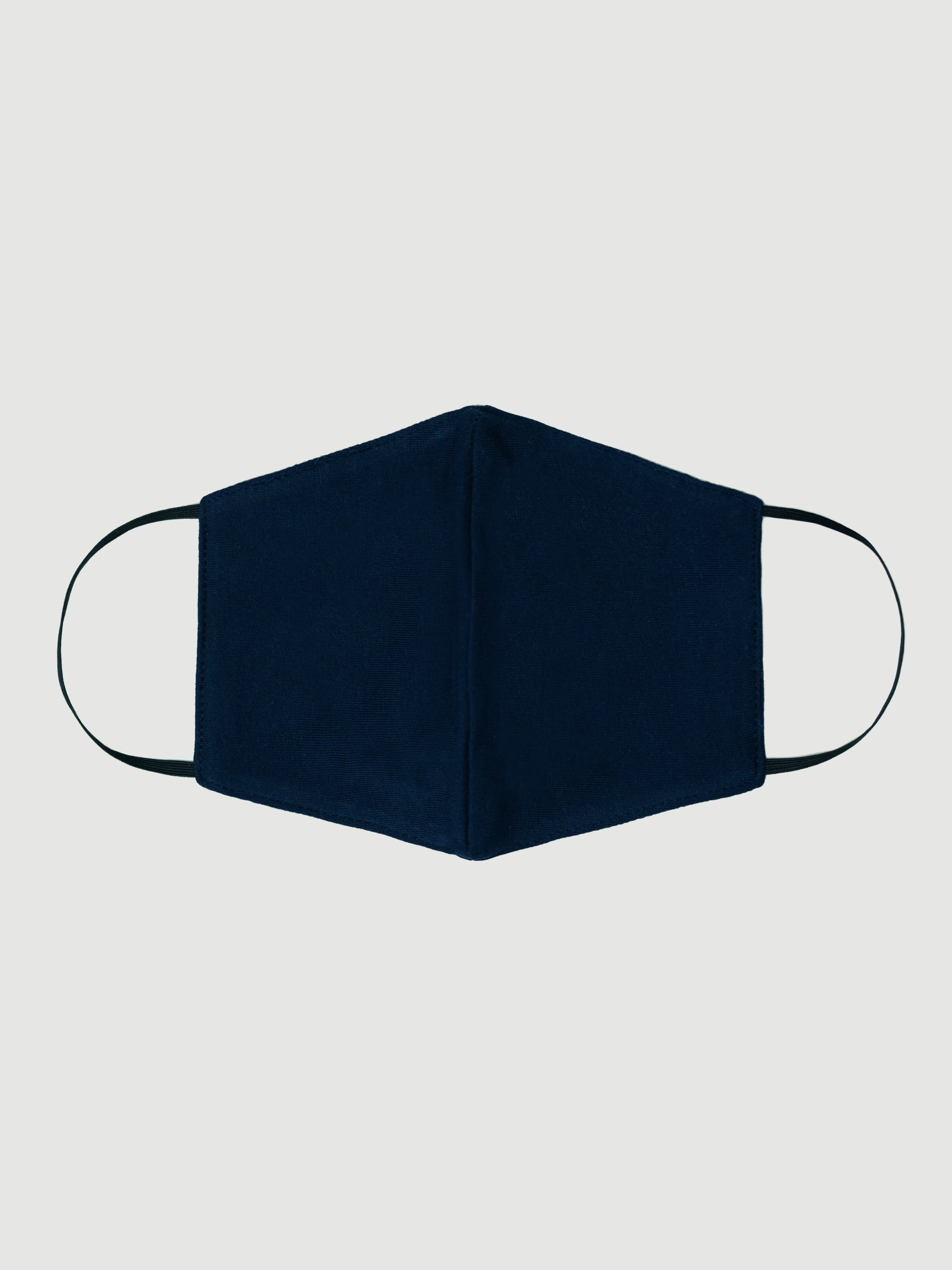 Light Face Mask Navy
