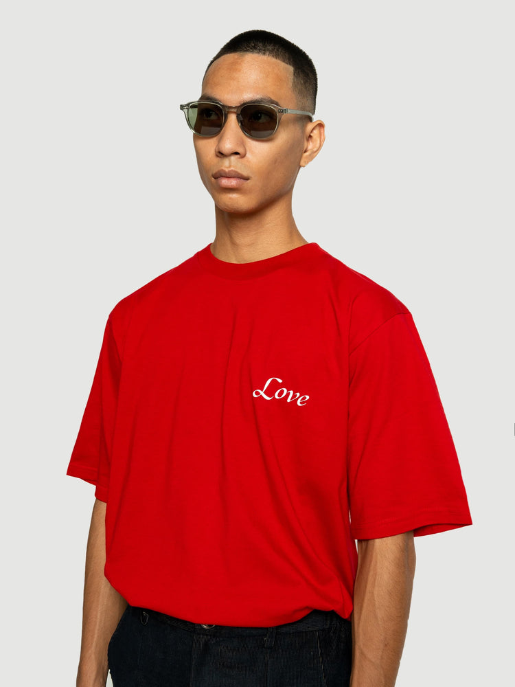 Love Red T-shirt