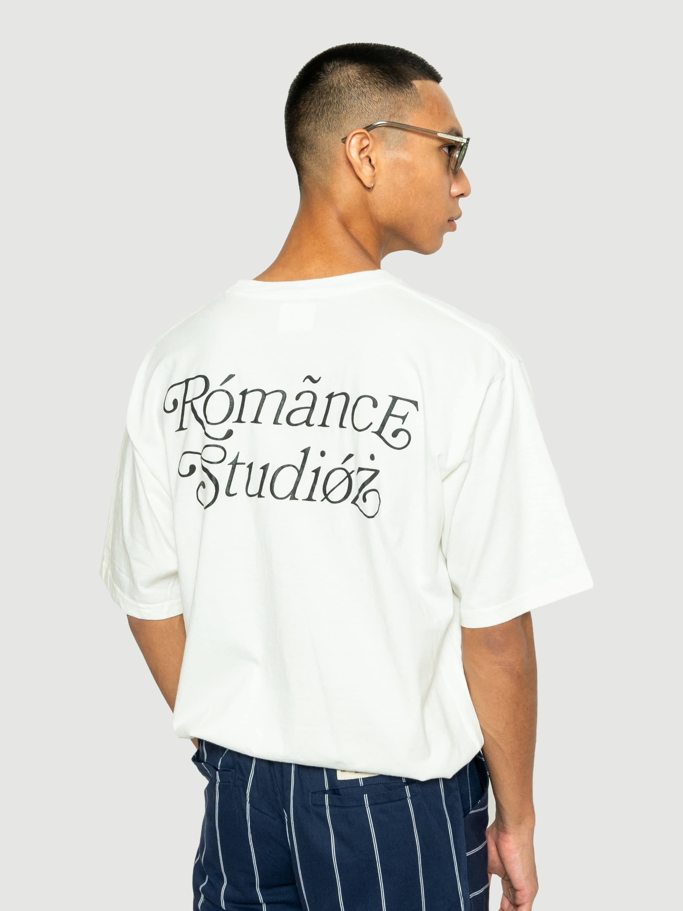 Romance Studioz Off-White T-shirt