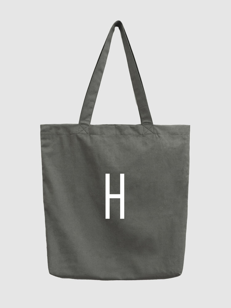 Collective Grey Tote Bag
