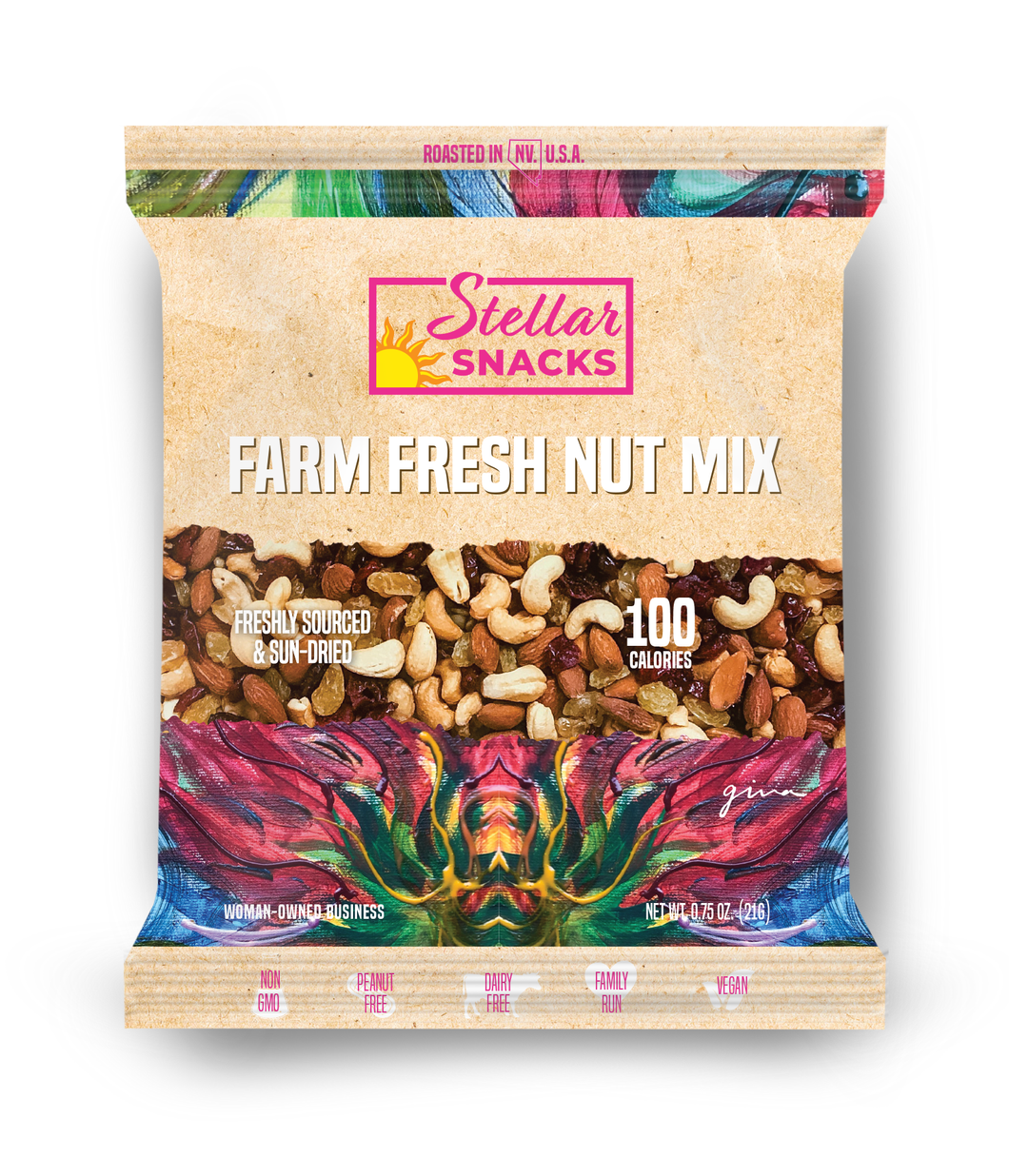 Farm Fresh Nut Mix 0.75 oz.