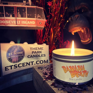 Banana Breath Candle