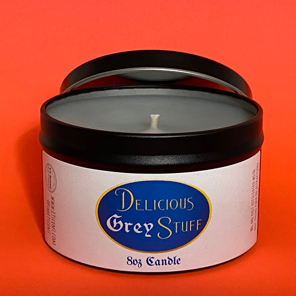 Delicious Grey Stuff Candle