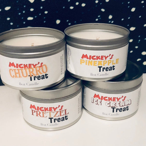 Mickey's Treats Candle Combo