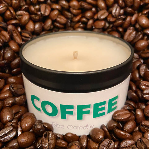 Coffee Candle