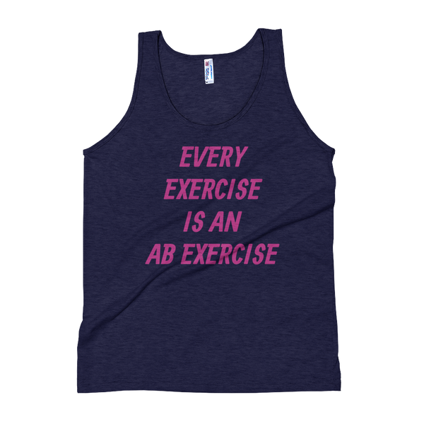 Every Exercise is an Ab Exercise