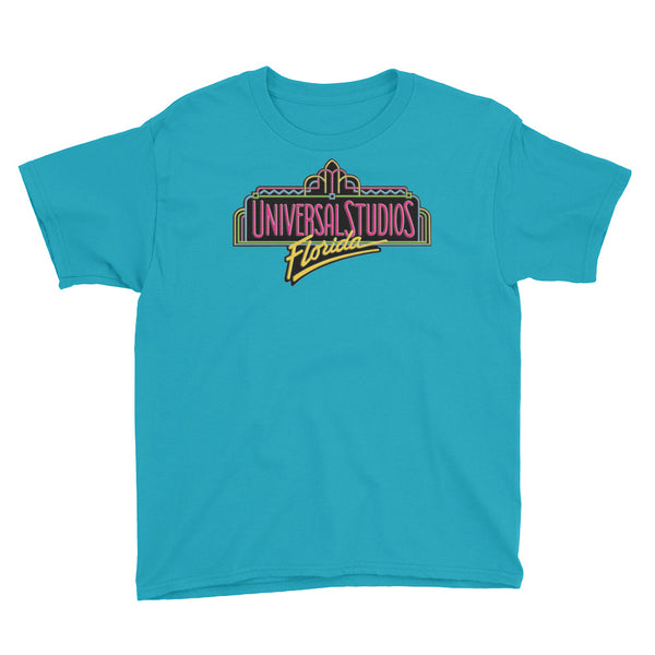 YOUTH Old School Universal Studios Shirt
