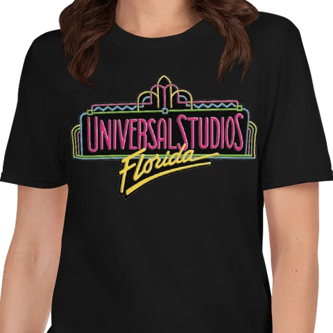 Old School Universal Studios Shirt
