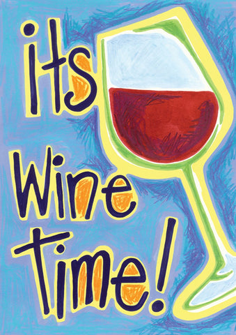 It's Wine Time Image 1