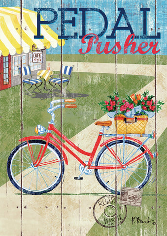 Rustic Pedal Pusher Image 1