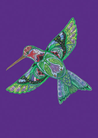 Animal Spirits- Hummingbird Image 1