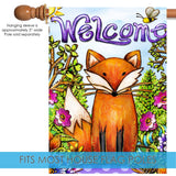 Welcome Fox Image 3