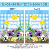 Pansies ' n Plaid Image 7