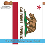 California State Flag Image 3