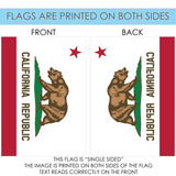 California State Flag Image 7