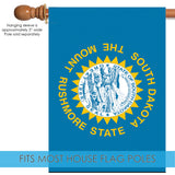 South Dakota State Flag Image 3