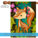 Fox in the Forest Image 3
