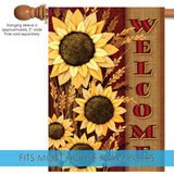 Welcome Sunflowers Image 3