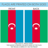 Flag of Azerbaijan Image 7