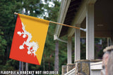 Flag of Bhutan Image 6