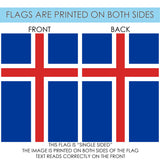 Flag of Iceland Image 7