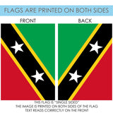 Flag of Saint Kitts and Nevis Image 7
