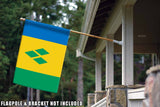 Flag of Saint Vincent and the Grenadines Image 6