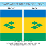 Flag of Saint Vincent and the Grenadines Image 7