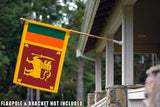 Flag of Sri Lanka Image 6