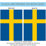 Flag of Sweden Image 7