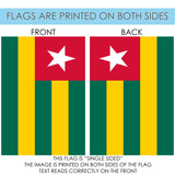 Flag of Togo Image 7